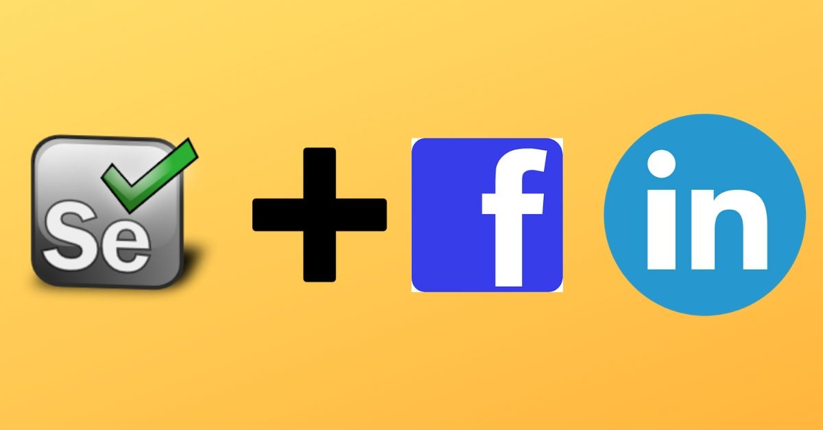 Learn to Automate Facebook/Linkedin Posts using R Selenium