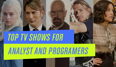 Best TV shows, movies for data science analysts